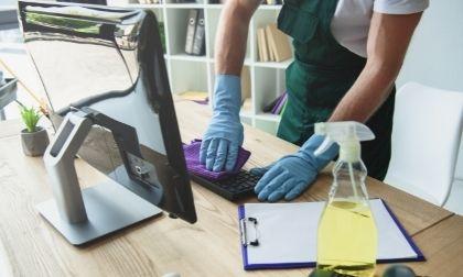 Vệ sinh khử trùng văn phòng mùa Covid cho văn phòng của bạn