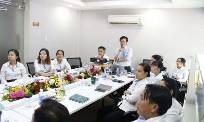"""Home Services Việt Nam tổ chức khóa đào tạo """"Thay đổi để thành công"""""""