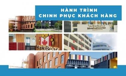Hành trình chinh phục dự án vệ sinh trường quốc tế - Home Services Việt Nam