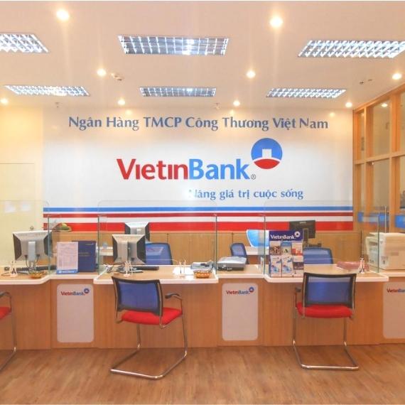 Hệ thống ngân hàng VietinBank
