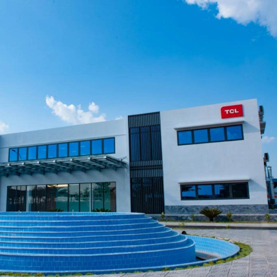 Nhà máy tập đoàn điện tử TCL