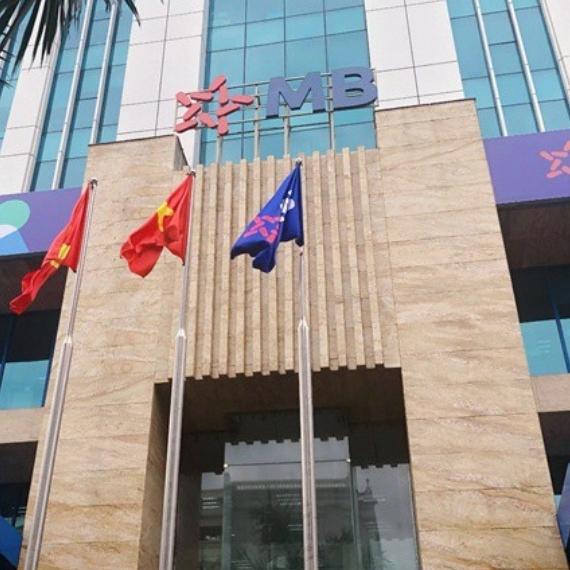 Dự án vệ sinh PGD MB Bank