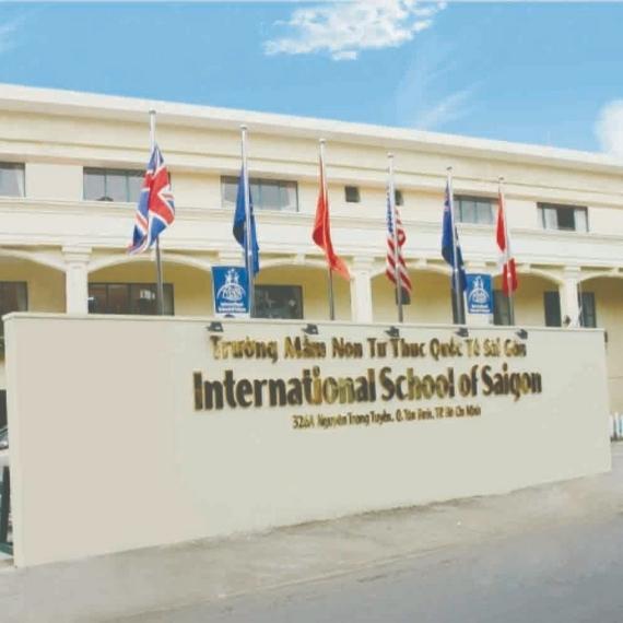 Dự án vệ sinh trường quốc tế Saigon Star