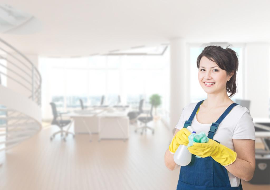 Giải pháp tạp vụ vệ sinh trọn gói